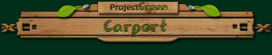 carport, carbox, box auto, garage di legno